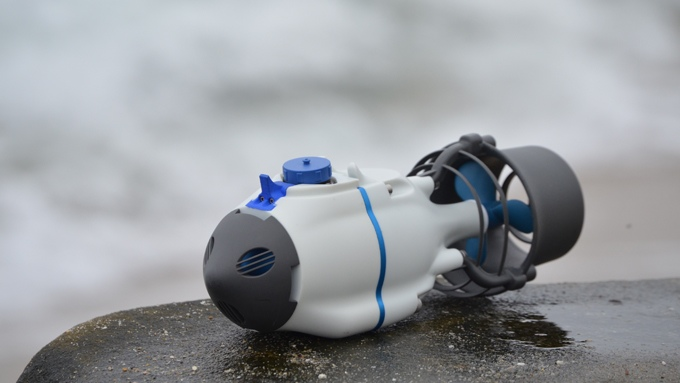 Bixpy Jet: personal water-jet that takes you anywhere