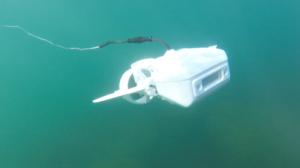 Fathom one underwater drone