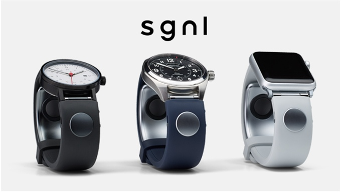 Sgnl: Phone calls with your fingertip