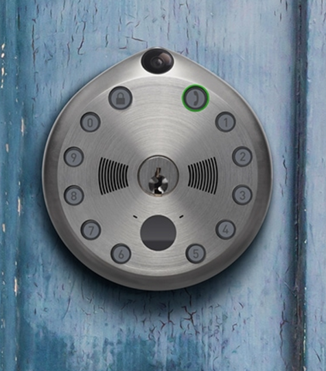 Gate: All-in-one smart deadbolt lock