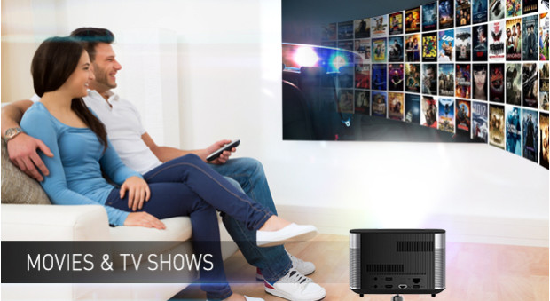 H1: Premium home theater experience