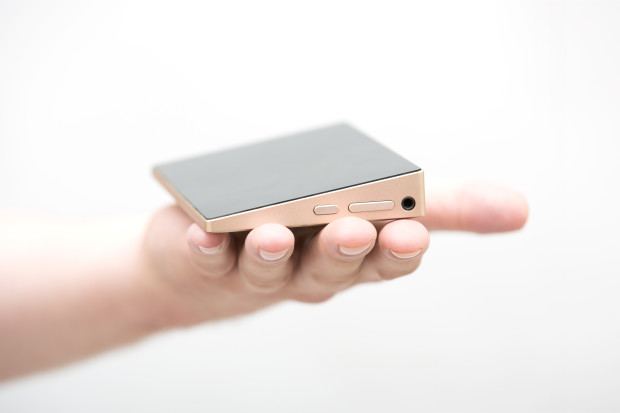 Ockel Sirius A: Full-fledged desktop PC in your pocket