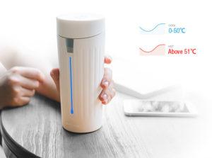 SmartShow Mug hydrated