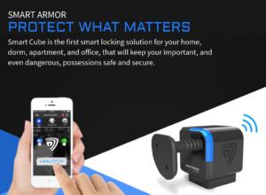 Smart Cube Locking