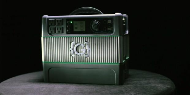 GRENGINE: Smart, portable generator