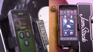 JamStack tiny guitar amplifier