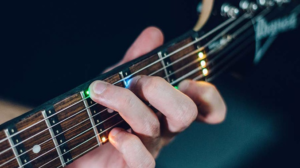 Fret Zeppelin play guitar