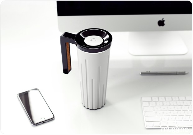Muggino: The ultimate smart mug