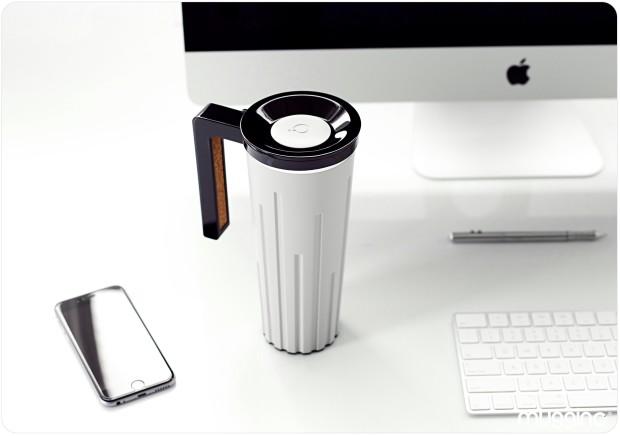 Muggino: The ultimate smart mug