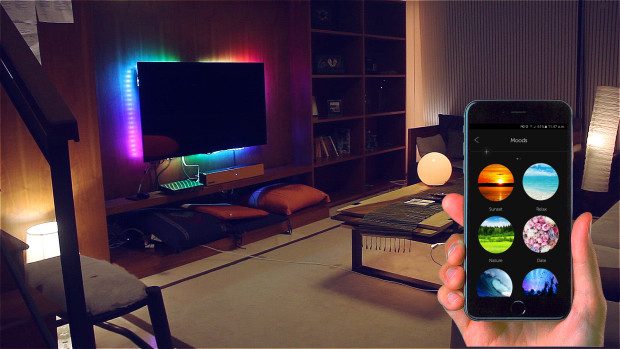 Qube Light Strip: Affordable smart home lighting