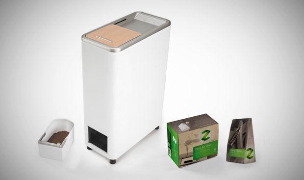 Zera Food Recycler: Add value to food waste