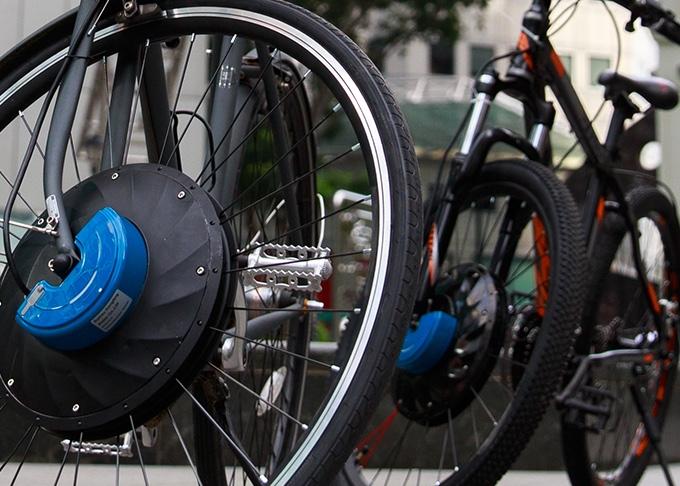 UrbanX: Turn any bike into an e-bike