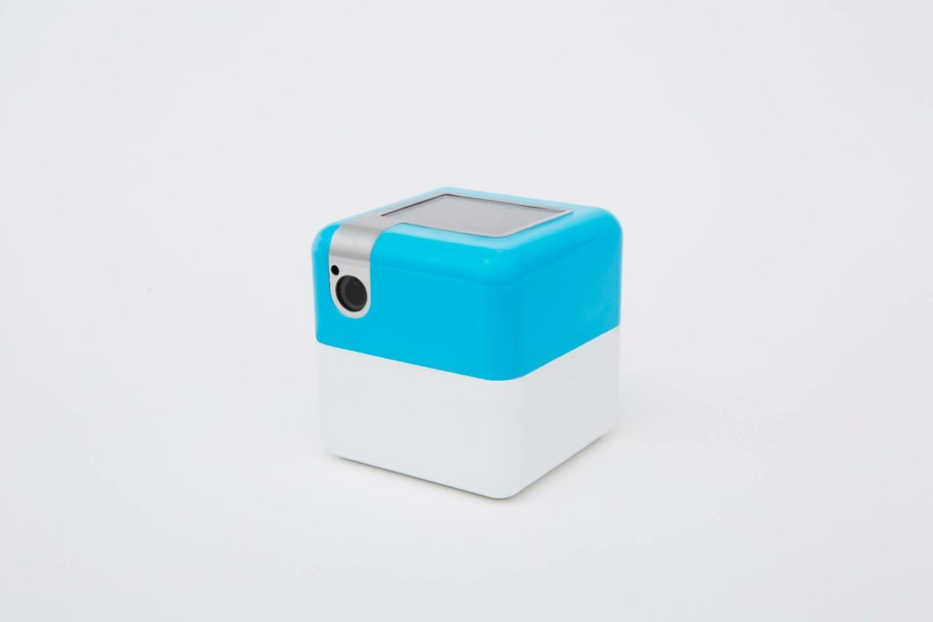 PLEN Cube: Tiny yet powerful personal robot
