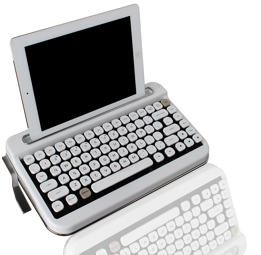 Penna: Retro keyboard for the modern individual