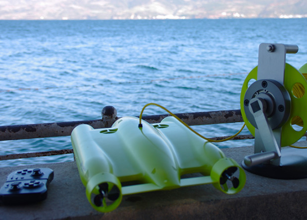 Gladius: The ultimate deep-sea drone
