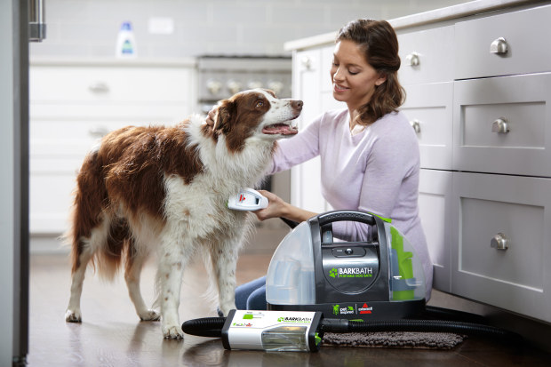 BarkBath: Mess-free clean for your dog