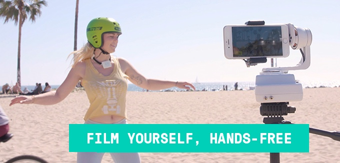 MOTUS: Be your own cameraman