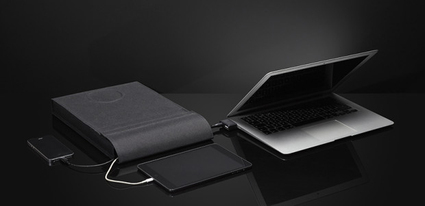 LAER: One device to charge your devices anywhere