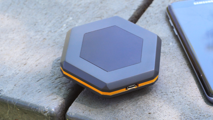 Sonnet: Turn your phone into a long-range walkie-talkie