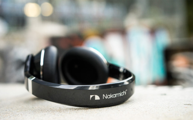 Nakamichi Edge: The smart headphone designed to protect your ears
