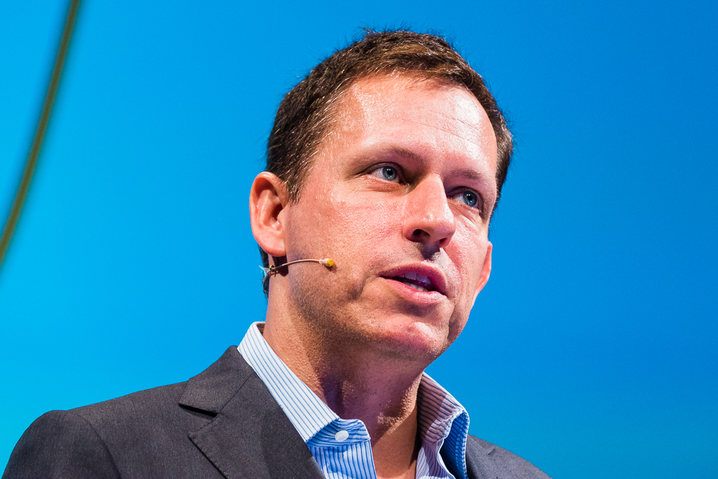 Breaking: Peter Thiel out of Y Combinator after ending part-time partner program