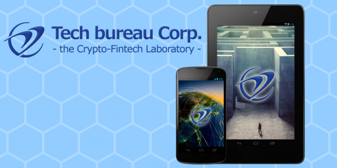 Tech Bureau, a Japanese fintech and cryptocurrency company raises US$767,500 from Shinsei Bank and OKWave