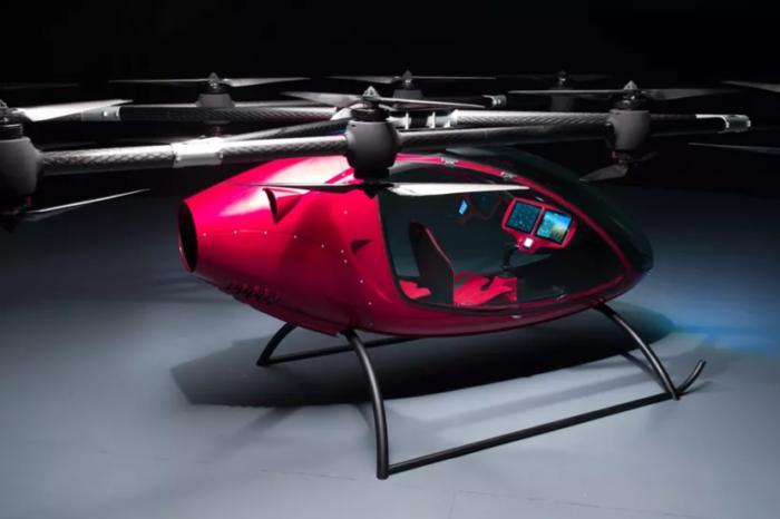 Flying taxi startup, AAA Air Taxi, wants to help you beat the rush hour traffic