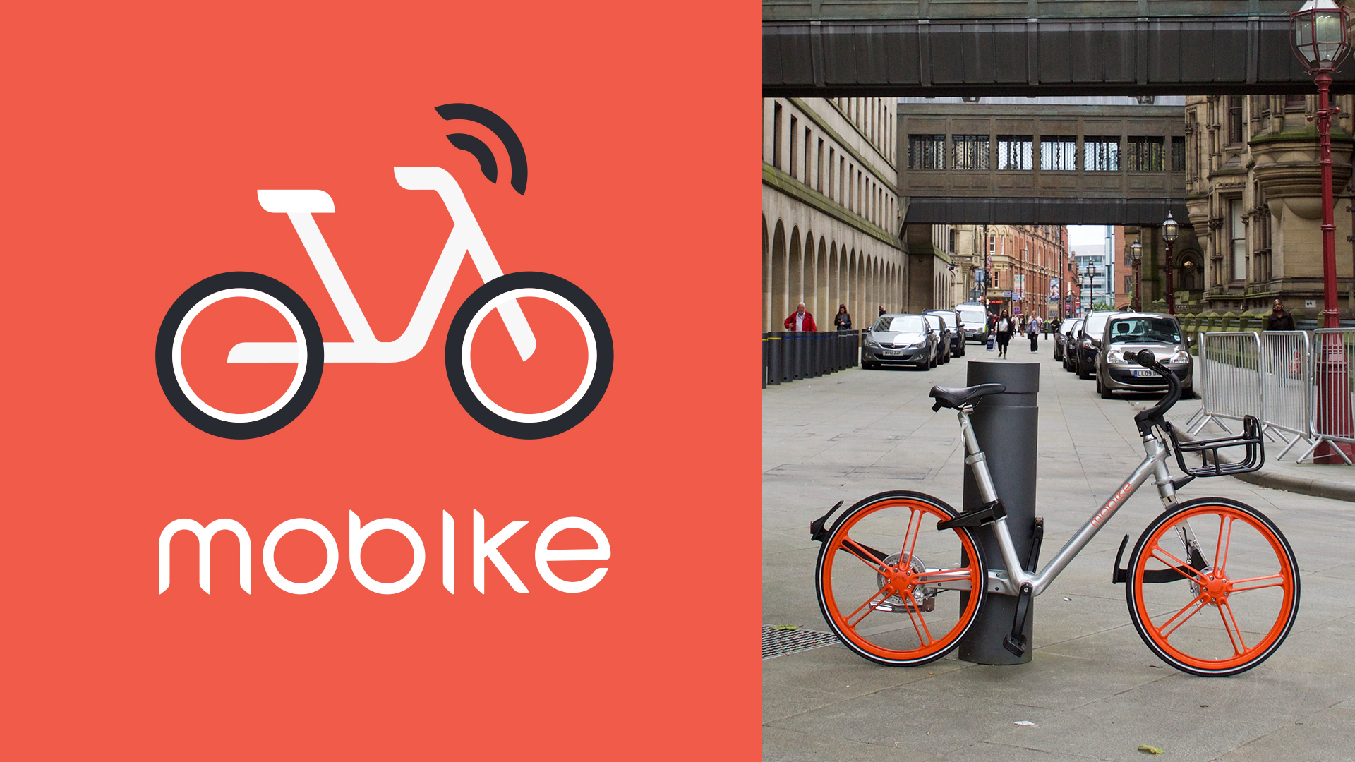 Chinese largest bike-sharing startup Mobike plans global expansion