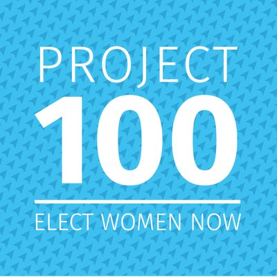 Project100 is a startup that is helping women running for office