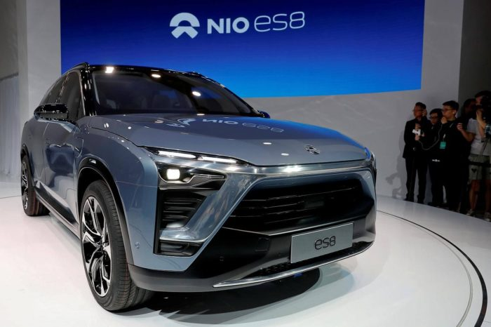 Chinese Electric Vehicle startup NIO is giving Tesla a run for its money