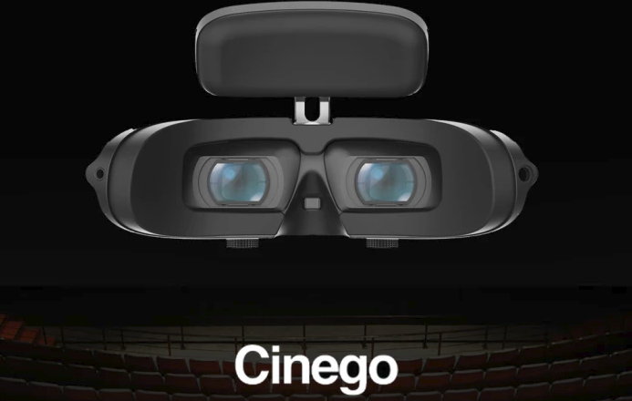 Meet Cinego, a startup reinventing cinema with personal immersive 4K cinema