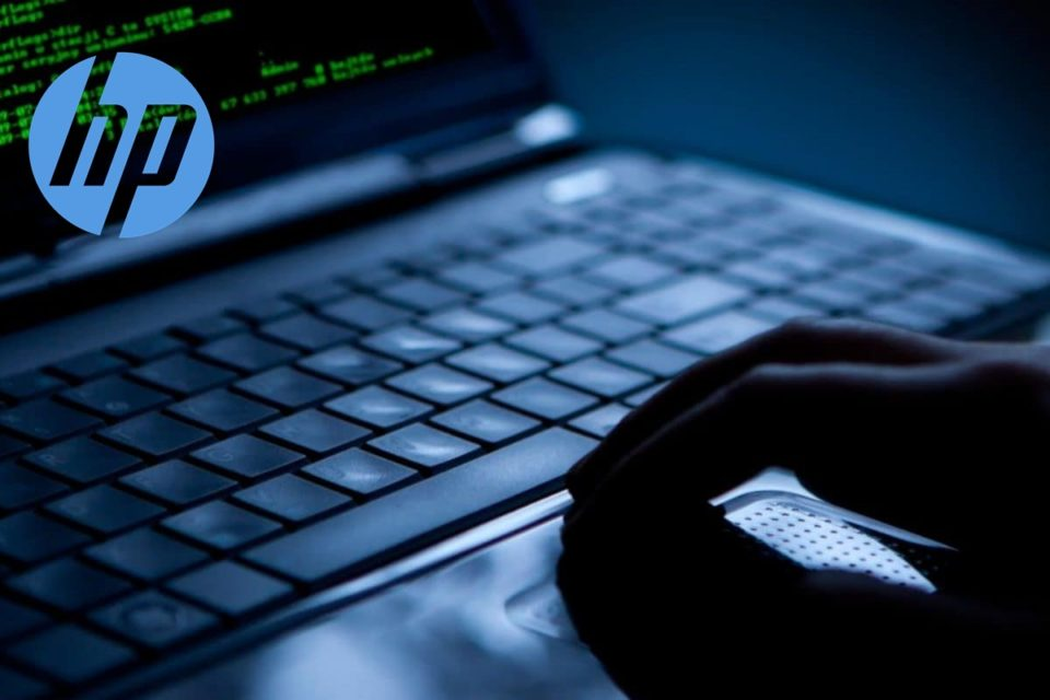 Keylogger Discovered on HP Laptops