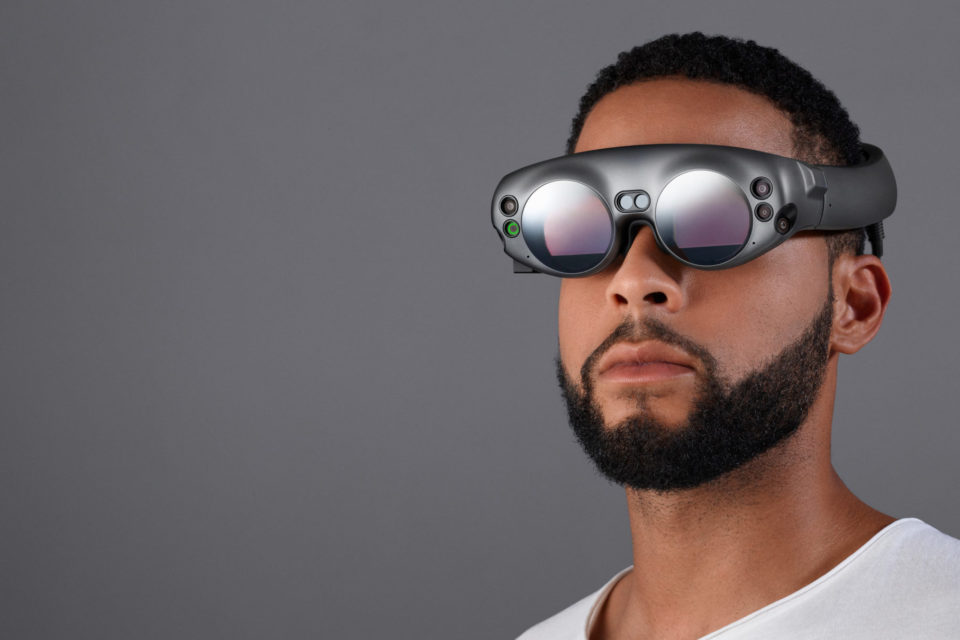 Magic Leap finally reveals its headset: 'Lightwear' will go on sale next year