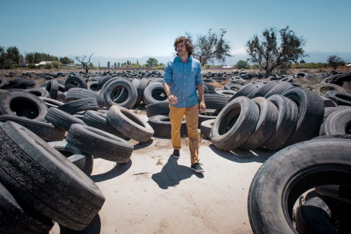 Xinca is an Argentine startup making shoes from discarded tire scraps while giving jobs to single mothers and inmates