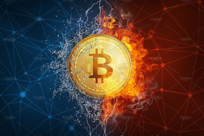 Bitcoin on fire! Breaks above $12000 for the first time