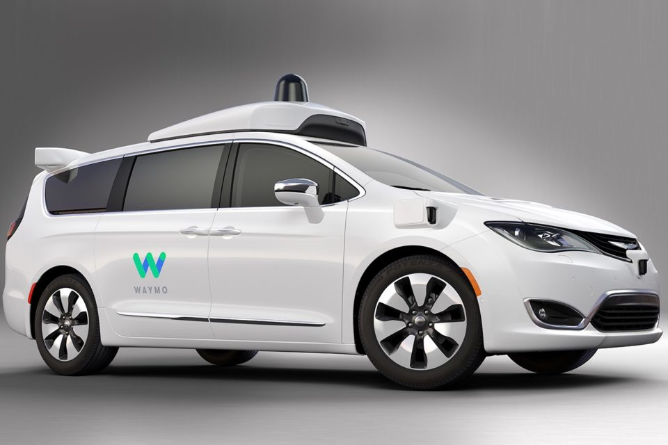 Waymo partners with Trov to insure riders in self-driving cars