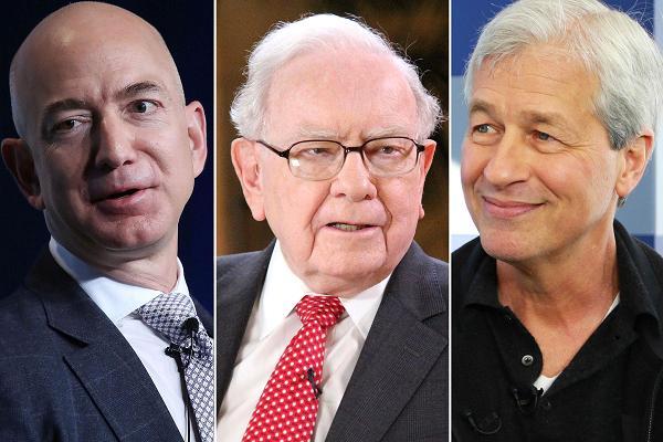 Amazon's Jeff Bezos, Warren Buffett, JPMorgan starting healthcare company