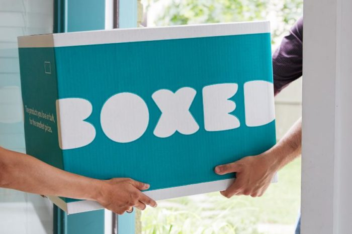Grocery giant Kroger and rivals in talks to buy wholesale startup Boxed.com for up to $500 million