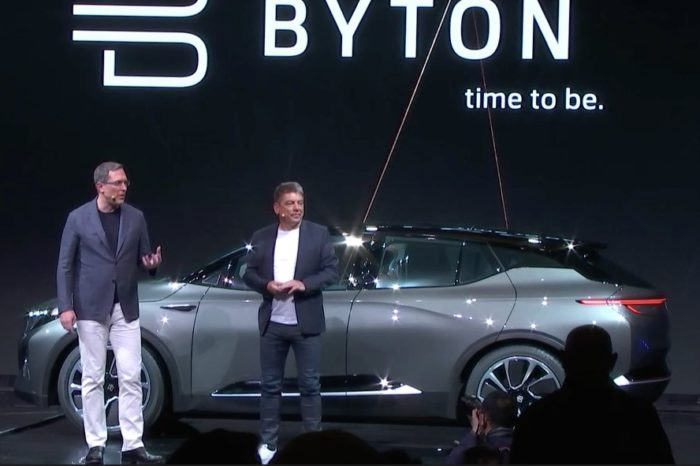 Chinese startup Byton unveils 'truly smart' all-electric SUV that gives Tesla a run for its money