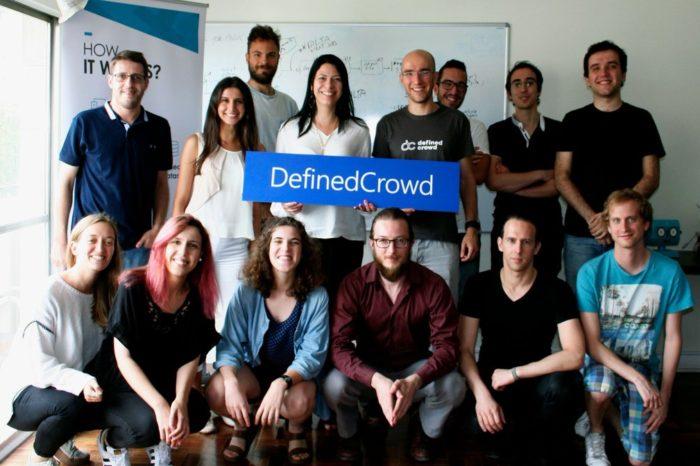 AI startup DefinedCrowd releases smart data platform to market