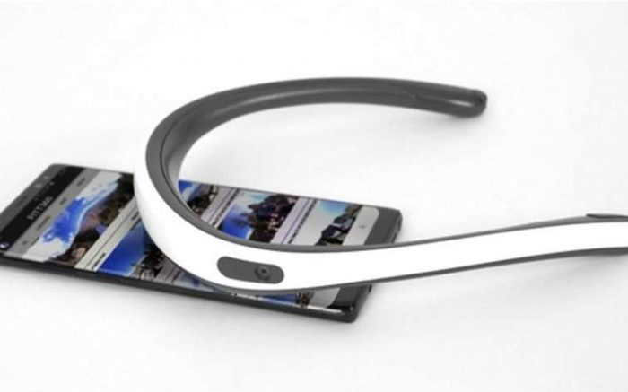 Fitt360 is the first neckband wearable camera that lets you capture your world in 360 degrees