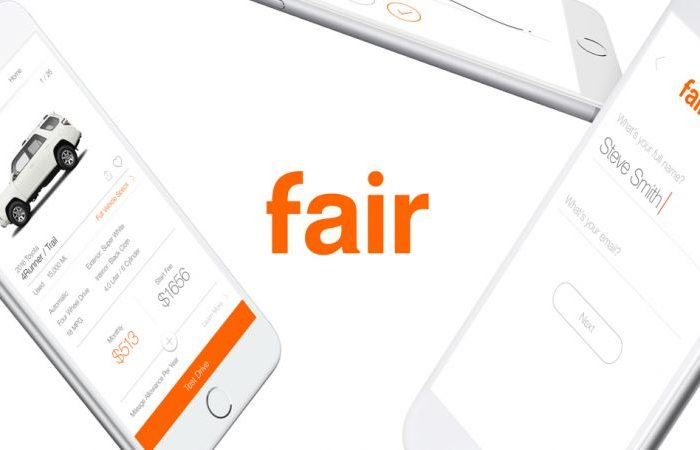Startup Fair.com acquired Uber Xchange Leasing portfolio