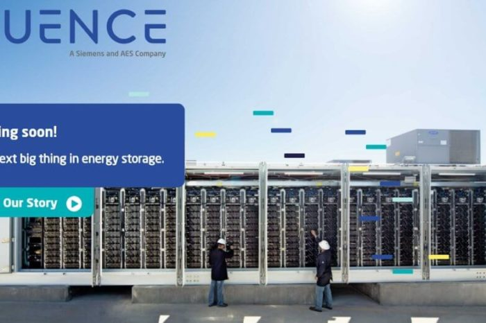 Siemens and AES launch new energy storage startup Fluence to compete with Tesla Energy