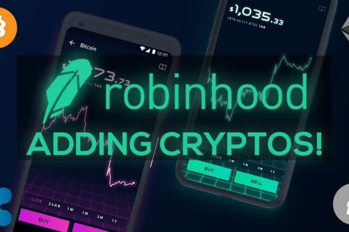 More than 1 million people sign up for early access to Robinhood's new crypto trading service