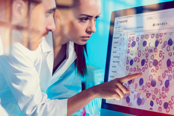 Deep machine learning startup Techcyte partners with Motic to provide a next generation digital pathology solution