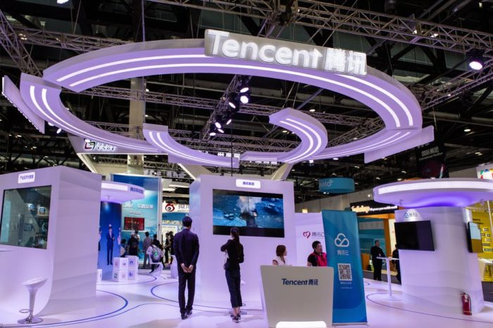 Move over Facebook, Tencent is now the world's most valuable social network company