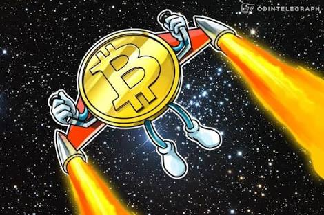 Anonymous cryptocurrency trader buys $400 million in bitcoin; price jumps past $11,000