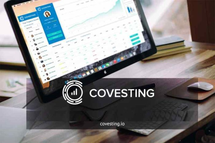 Fintech startup Covesting joins the Enterprise Ethereum Alliance