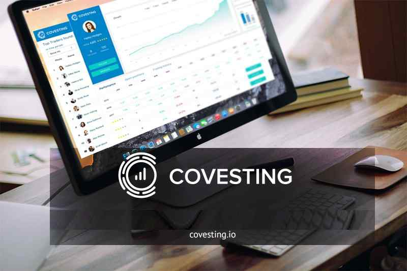 Fintech startup Covesting comes out of stealth with its long-awaited copy-trading platform for cryptocurrencies