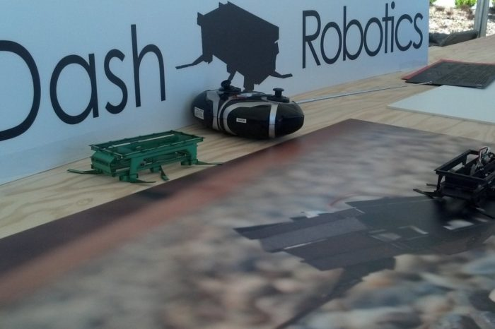 Futuristic app-controlled robots startup Dash Robotics raises $2.7 million to build long-term partnerships with large toy and entertainment companies